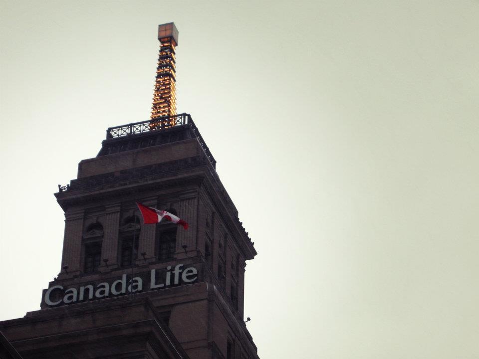 Život v Kanadě Toronto