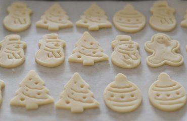Vánoční pečení v Kanadě