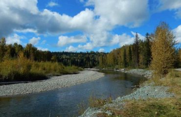 řeka fraser britská kolumbie kanada