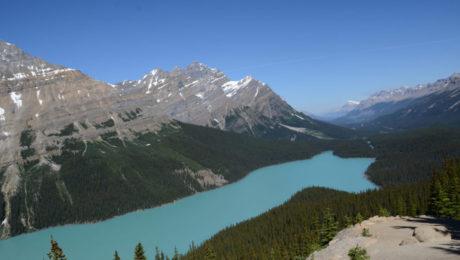 Velká jezera v Kanadě