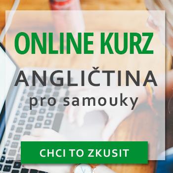 Online kurz angličtina