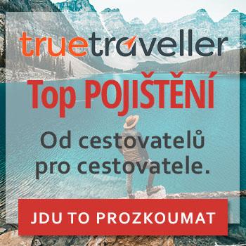 Cestovní pojištění True Traveller