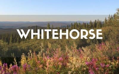 Whitehorse Kanada