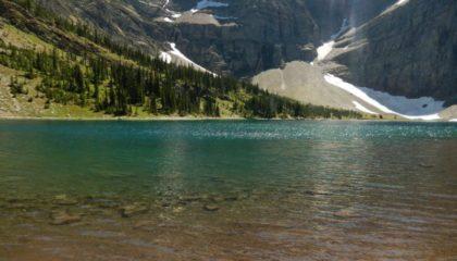 Jezero Crypt lake