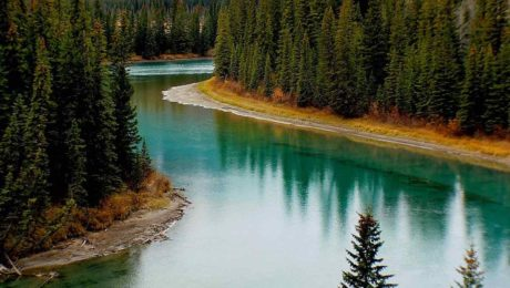 řeky v kanadě