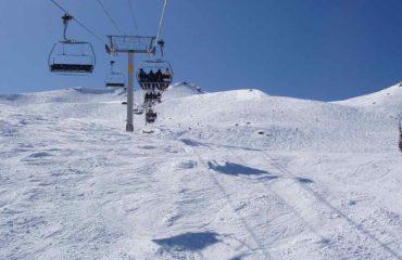 whistler lyžařské středisko Kanada