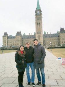 Rozhovor s Petrem o získání trvalého pobytu v Kanadě