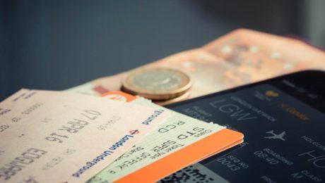 Jak zaplatit za letenku