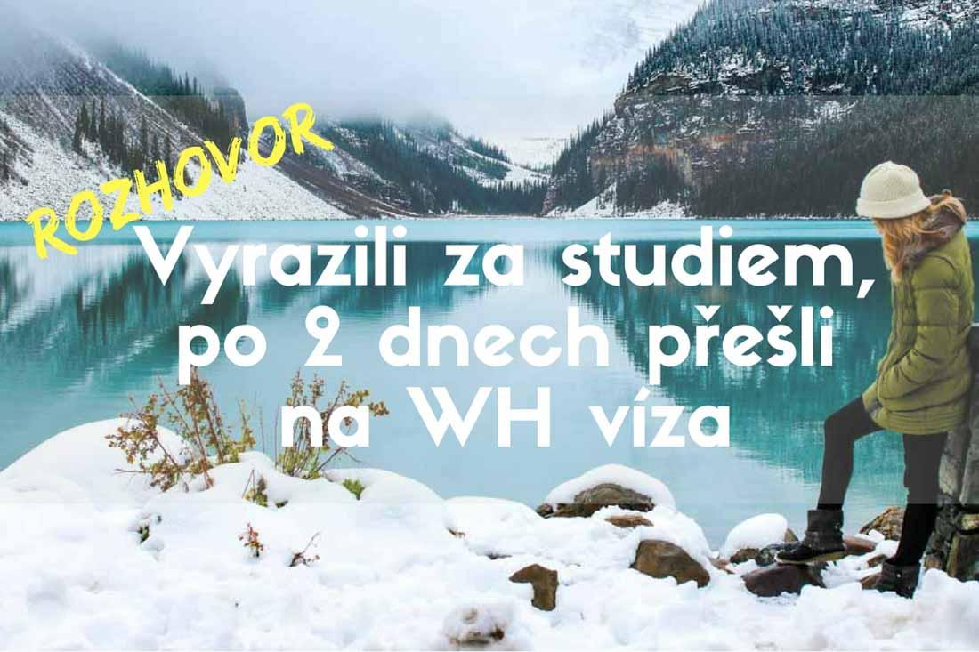 Rozhovor: Ze studenta na working holiday za 2 dny