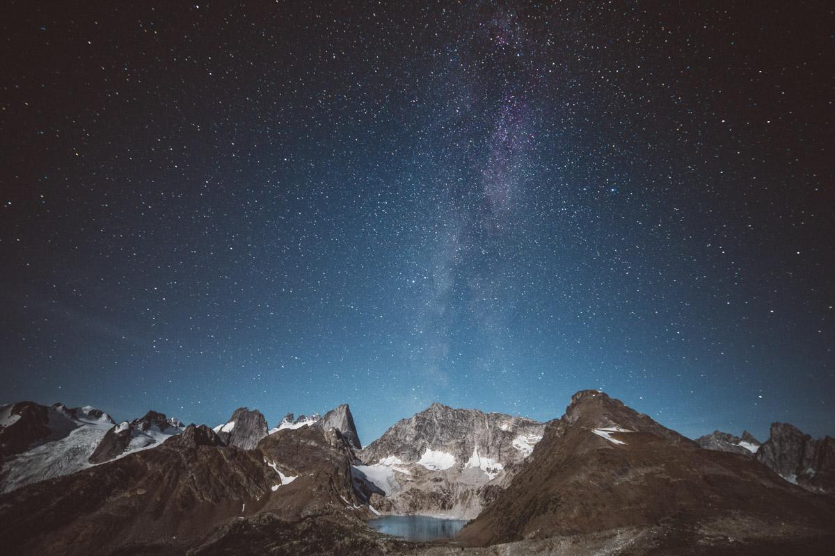 Rozhovor Martina Gebarovská - Cobalt Lake