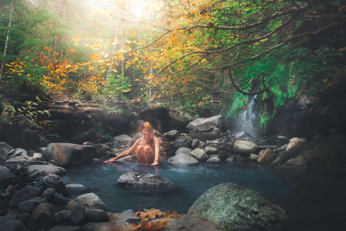 Rozhovor Martina Gebarovská - Hot Springs