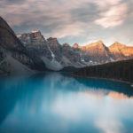Rozhovor Martina Gebarovská - Moraine lake