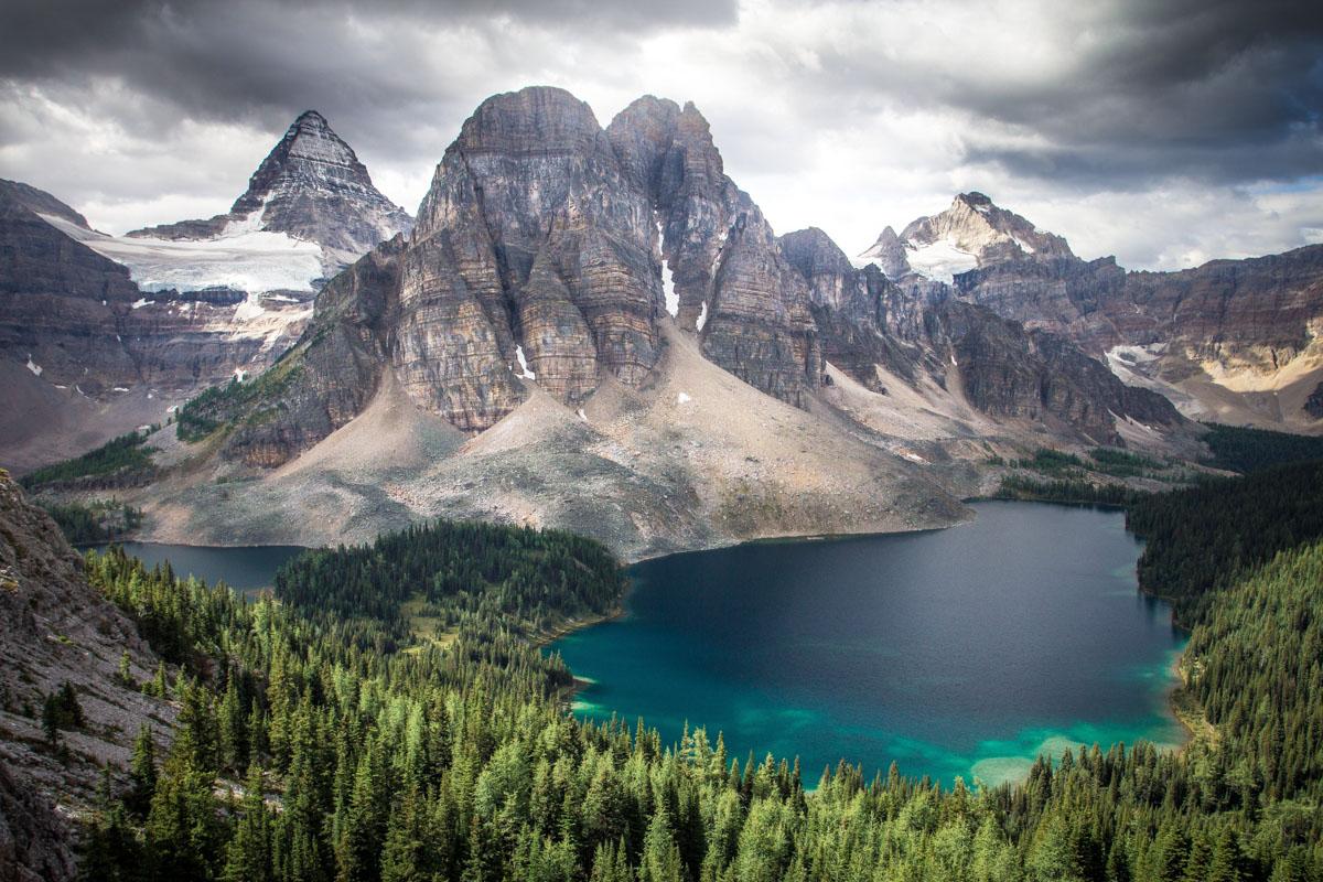 Rozhovor Martina Gebarovská - Mt. Assiniboine