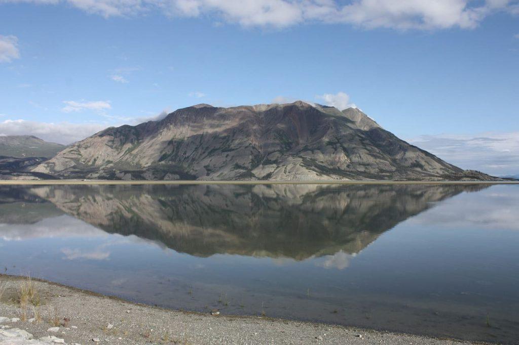 Jezero Kluane