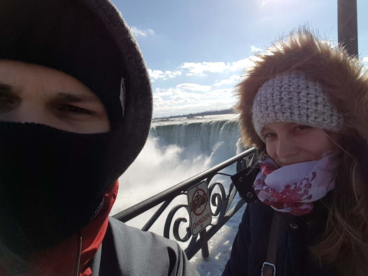 Rozhovor s Vojtou a Kiki o získání trvalého pobytu v Kanadě