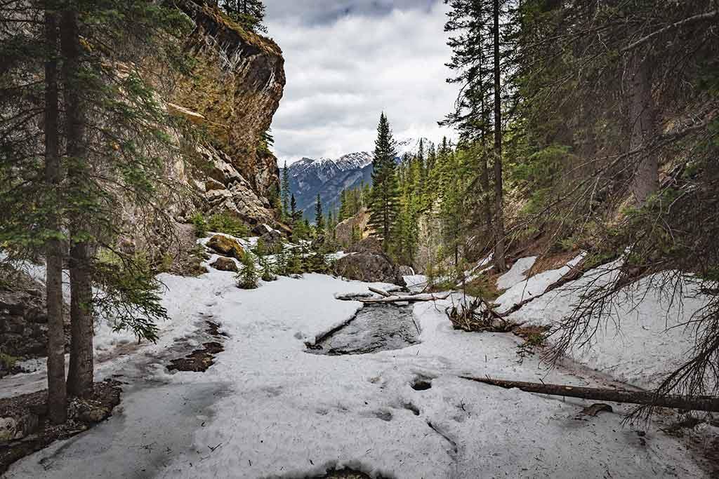 Výhled ze Sundance Canyonu