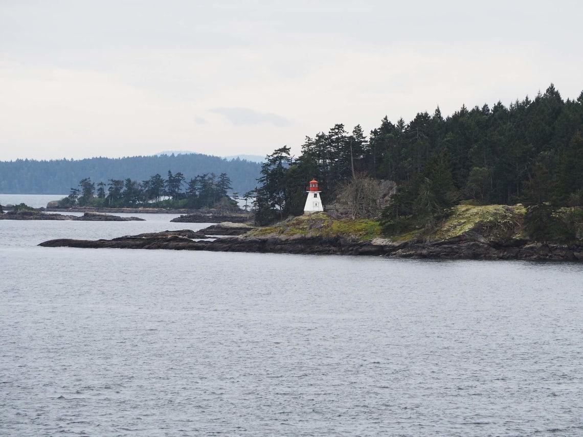 Vancouver Island v Britské Klumbii