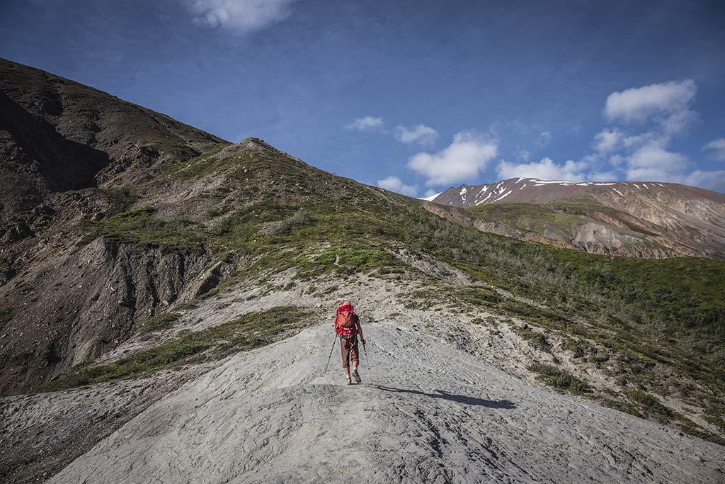 Výstup na Observation Mountain