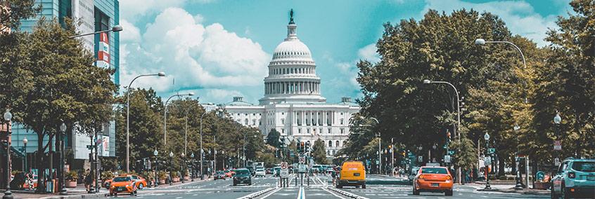Levné letenky do Washingtonu
