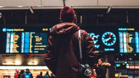 Přestup v USA při letu do Kanady