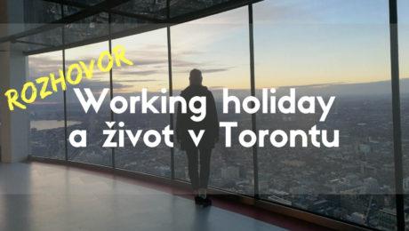 Working holiday v Torontu