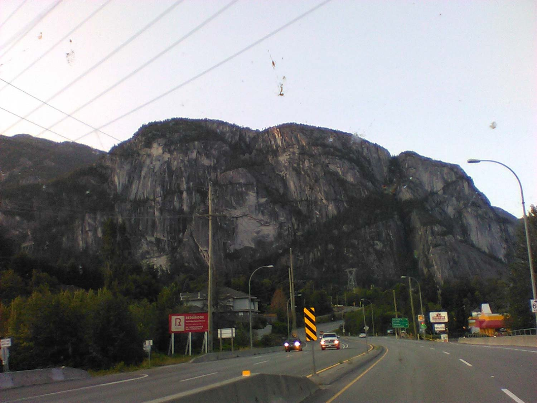 Stawamus Chief - Squamish