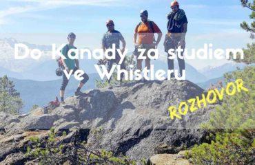 Rozhovoru: Studium ve Whistleru