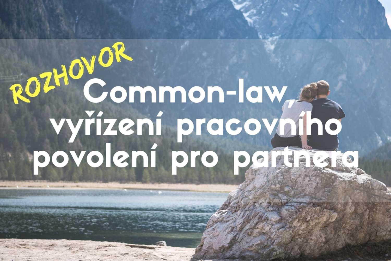 Common-law, vyřízení pracovního povolení pro partnera v Kanadě