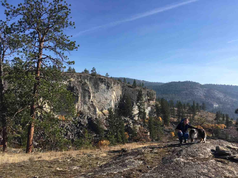 Lezecká oblast Okanagan Valley
