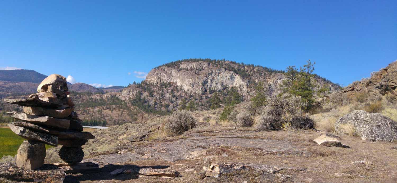 Okanagan Valley lezecká oblast