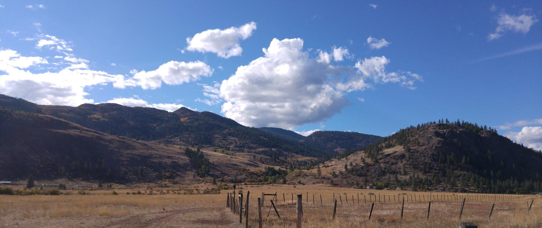 Okanagan Valley příroda