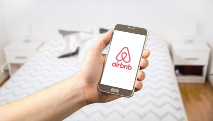 Airbnb ubytování v Kanadě