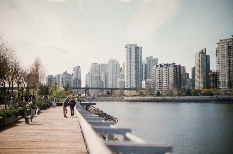 Rozhovor - podnikání Vancouver