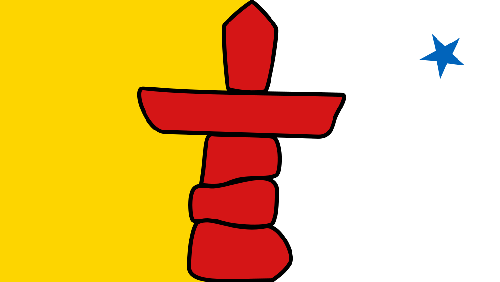 Vlajka Nanavut