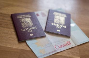 Prodloužení víza v Kanadě