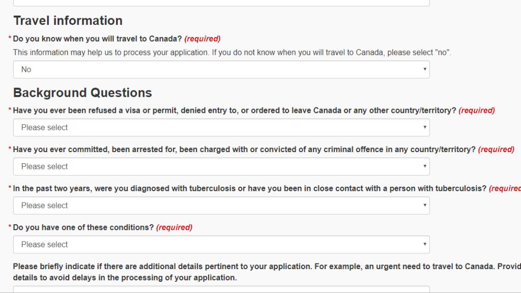 ETA povolení do Kanady