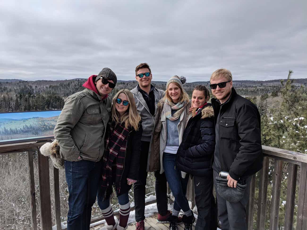 Rozhovor Matěj - cestování v Kanadě