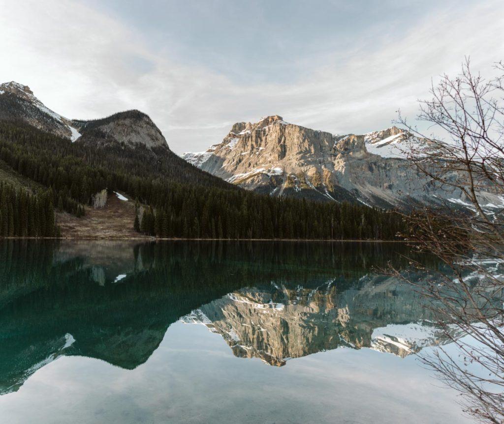 Kanadská jezera - rozhovor Klára Stojanovičová