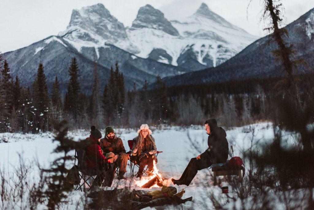 Kanada v zimě - Rozhovor Klára