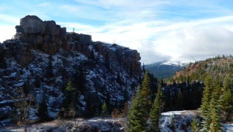Geopark Tumbler Ridge
