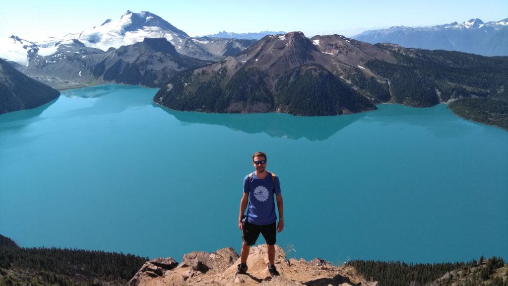 Patrik rozhovor - Garibaldi Lake
