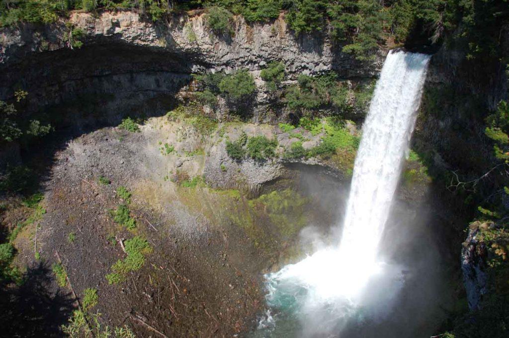 Rozhovor s Karlem - Whistler vodopád