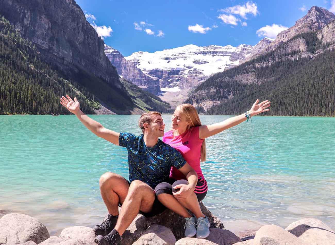 Rozhovor - Matěj a Natka - o Working holiday v Banffu