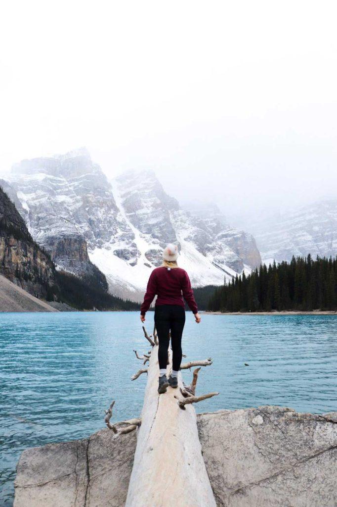 Rozhovor - Matěj a Natka - život v Banffu