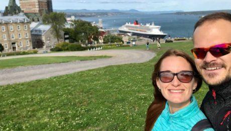 Rozhovor s Tomem a Kiki - cestování v Kanadě