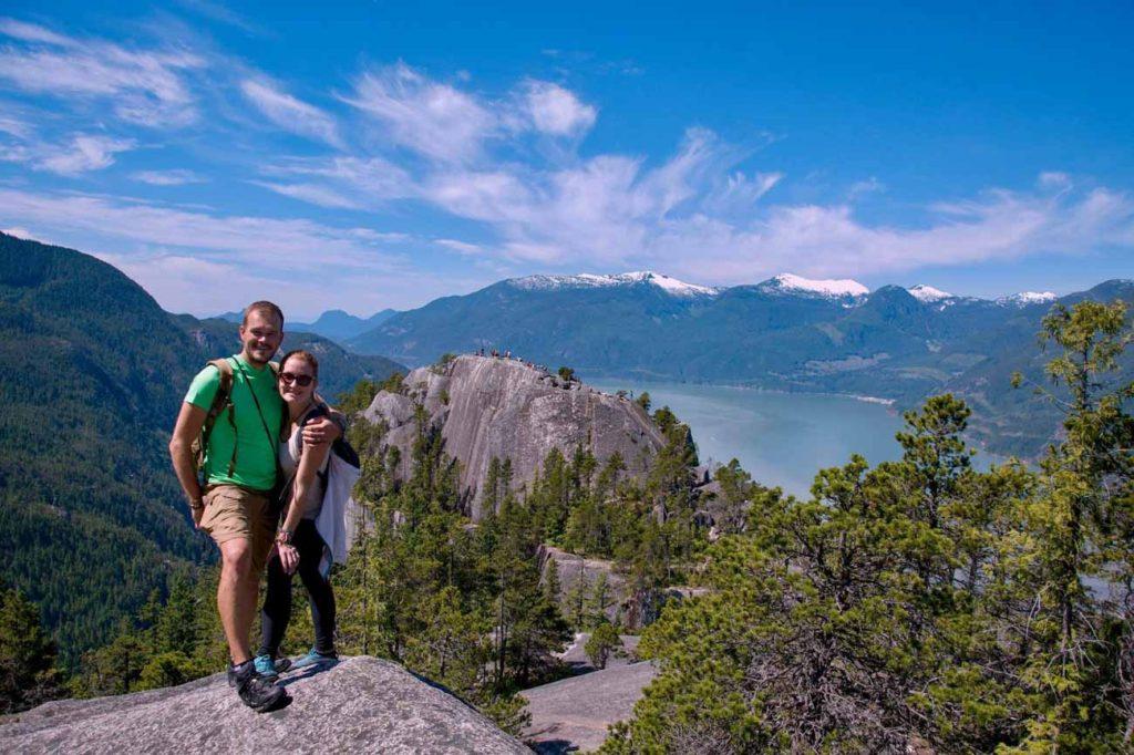 Rozhovor s Tomem a Kiki - kanadské hory