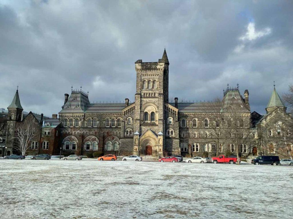 Rozhovor Aneta - University of Toronto