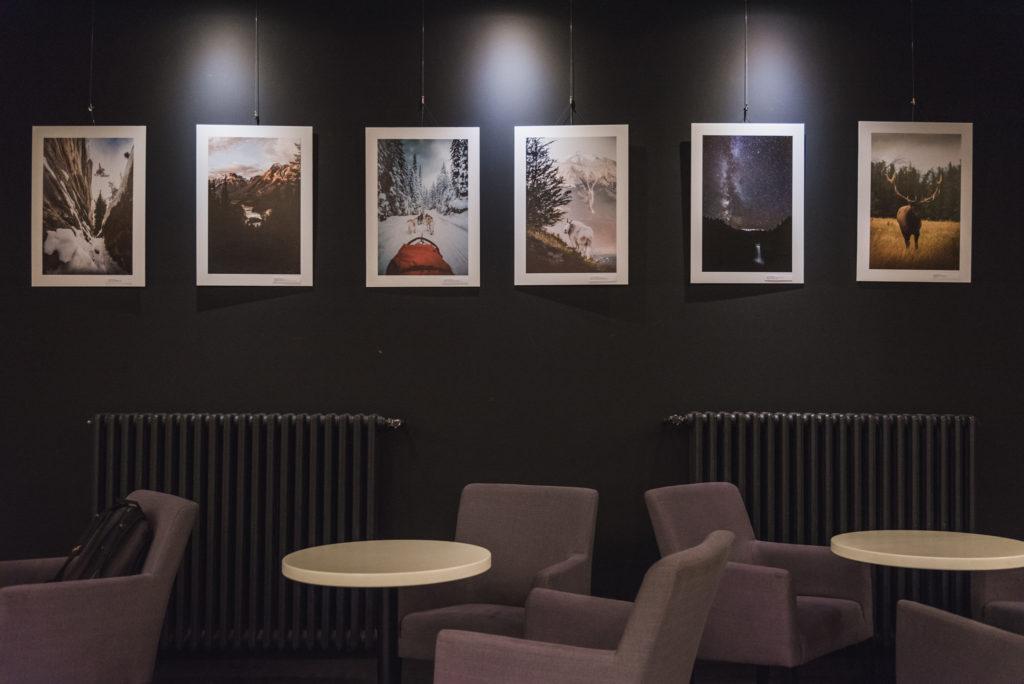 Fotovýstava Kanada - Dlabačov Praha