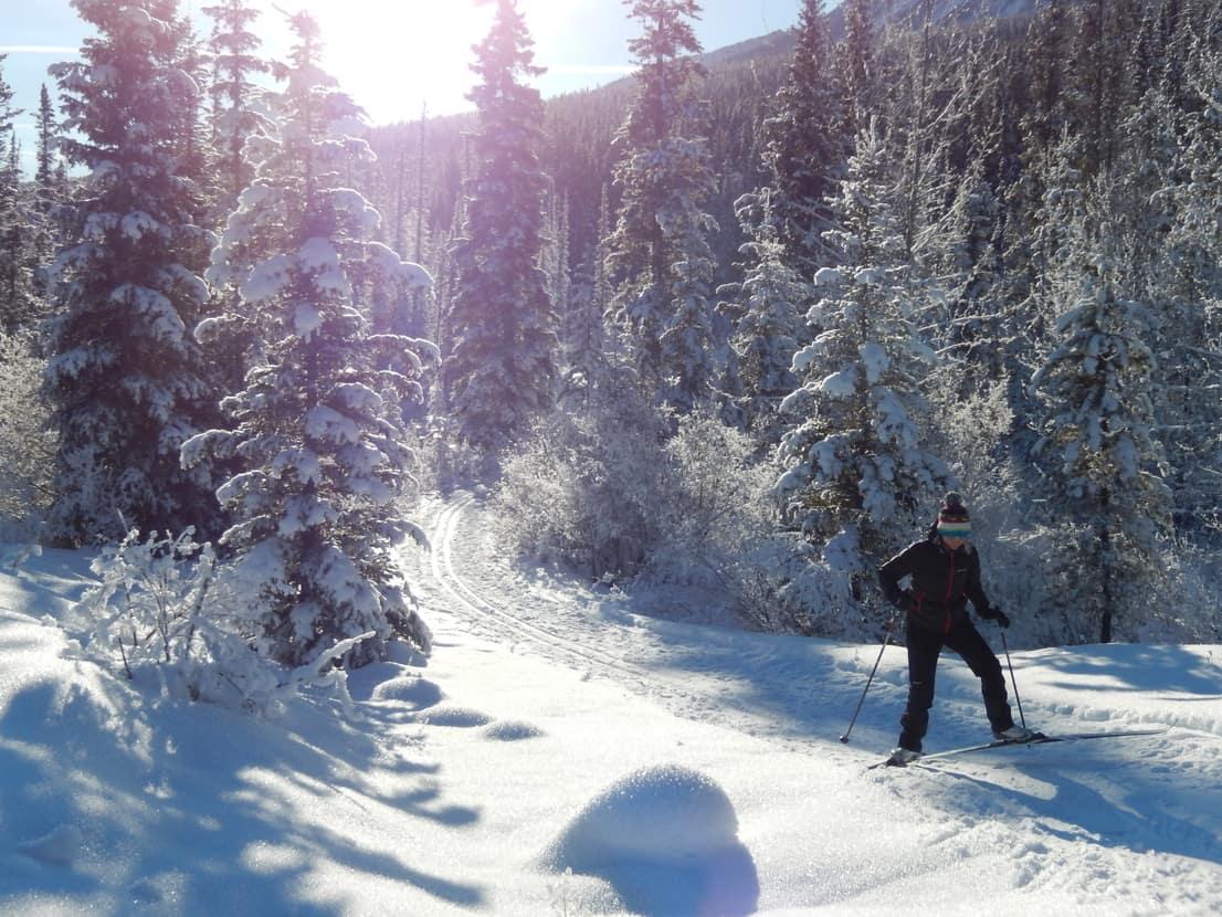Zimní aktivity v Kanadě