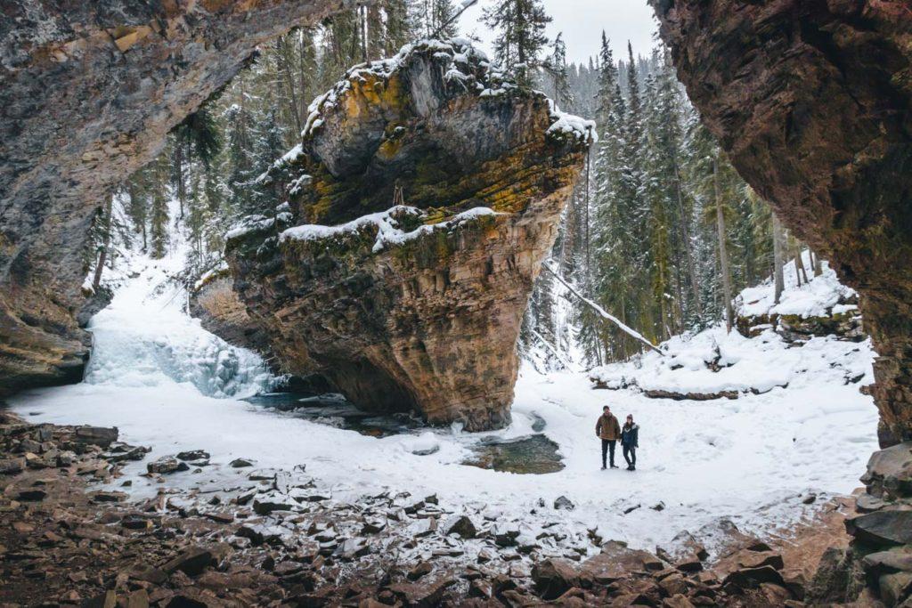 Rozhovor Marek Rybář - Johnston cave